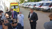 25 автомобилей скорой медицинской планируется закупить для Саратовской области