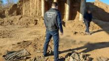 В Саратовской области под опорой моста найден скелет в кроссовках