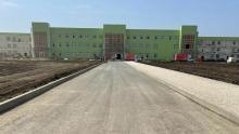 В новую инфекционную больницу закупают аппараты УЗИ за 21 миллион рублей